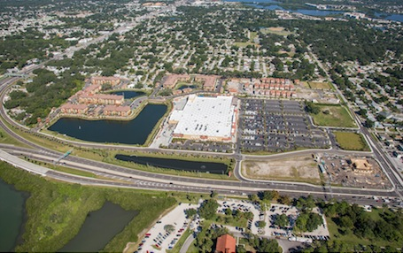 Bay Pines aerial view